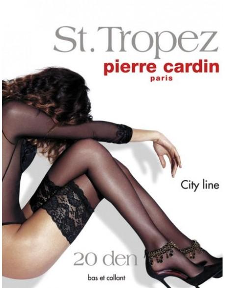 """Moteriškos Kojinės """"St.Tropez"""" 20 den."""