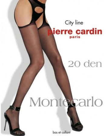 """Moteriškos Kojinės """"Montecarlo"""" 20 den."""