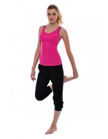 """Sportiniai Marškinėliai """"Bold Pink Top"""""""