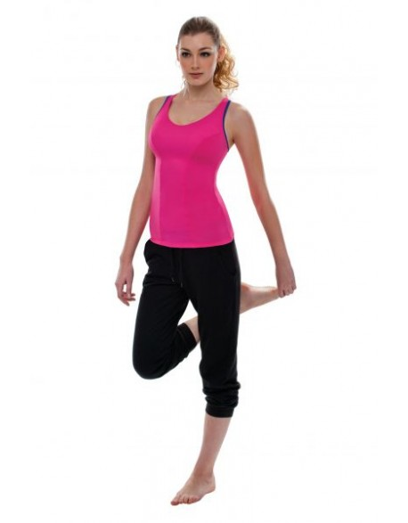 "Sports ""Bold Pink Top"""