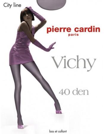 "Moteriškos pėdkelnės ""Vichy"" 40 den."