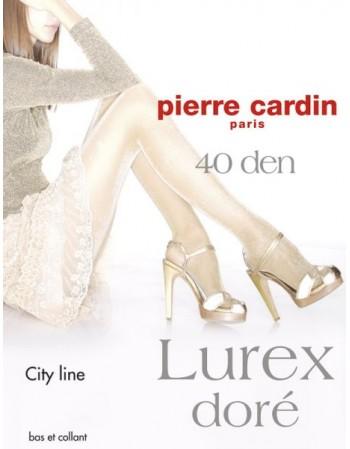 "Sieviešu zeķubikses ""LUREX Dore"" 40 den."