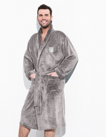 "Bathrobe ""Borys Grey"""