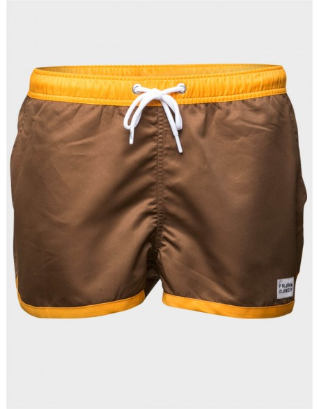 "Swimming shorts ""Saint Paul Brown"""