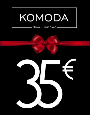 Thirty-five euro gift voucher