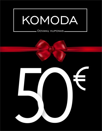 Fifty euro gift voucher