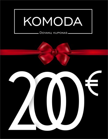 Two hundred euro gift voucher
