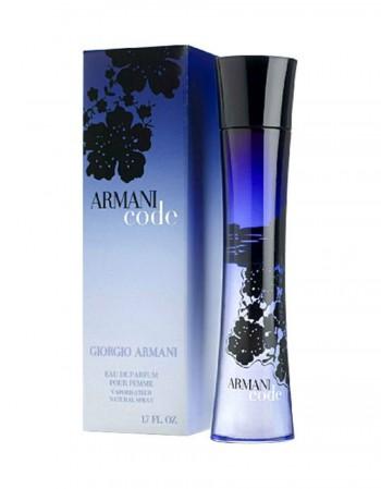 GIORGIO ARMANI Code Women EDP 75ml