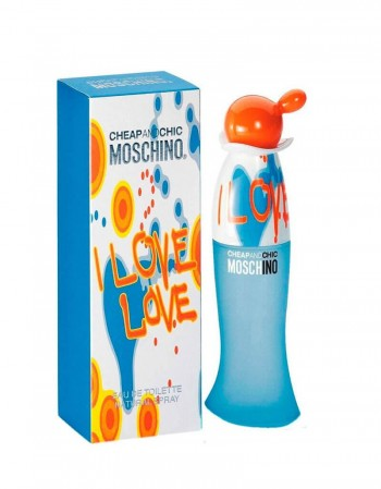 MOSCHINO I Love Love EDT 100ml