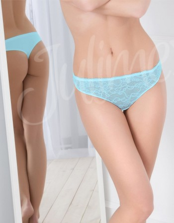 "Kelnaitės String ""Hottie Ice Blue"""