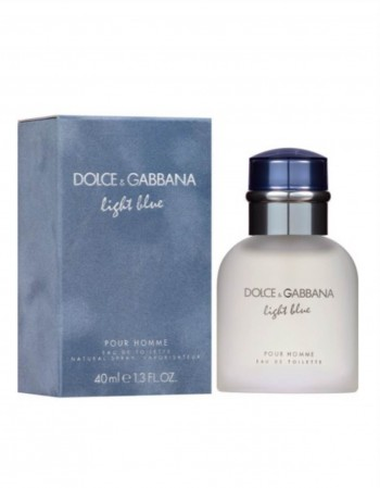 DOLCE & GABBANA Light Blue Pour Homme EDT 40ml