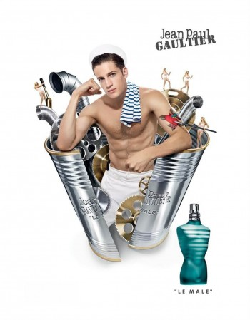 "Perfume for Him JEAN PAUL GAULTIER ""Le Male"" EDT 40Ml"