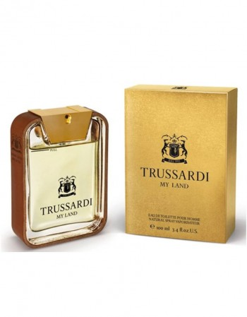 TRUSSARDI My Land EDT 100ml