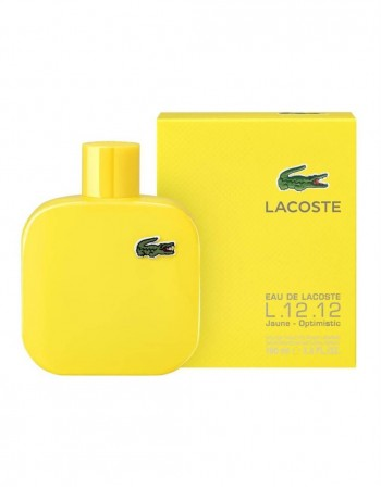 "Парфюм для него LACOSTE ""Eau de Lacoste L.12.12 Yellow"" EDT 100Ml"