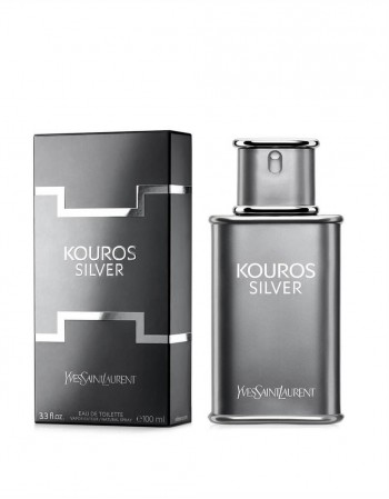 YVES SAINT LAURENT Laurent Kouros Silver EDT 50ml