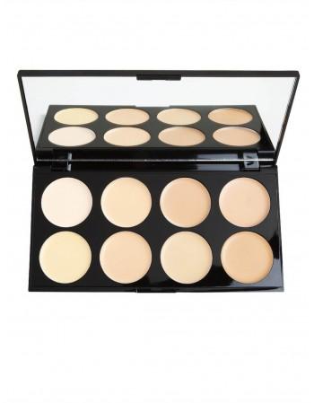 "Makeup Revolution kontūravimo paletė Cover&Conceal"""