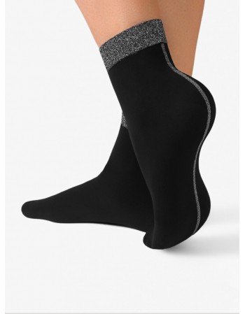 "Women's socks ""Fantasy Nero"""