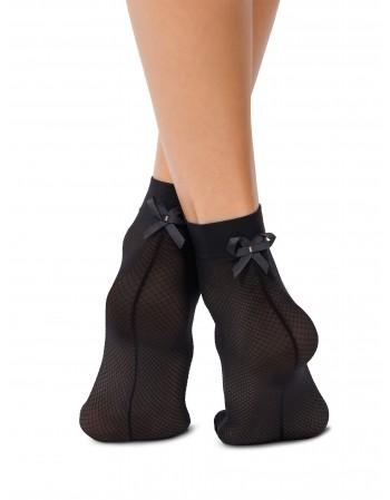 """Women's socks """"Fantasy Black"""""""