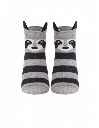 "Children's socks ""Tip-Top Grey"""
