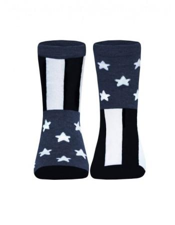 "Children's socks ""Stars"""