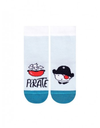 "Children's socks ""Pirate"""
