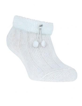 "Children's socks ""Snowballs"""