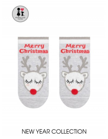 "Children's socks ""Merry Christmas"""
