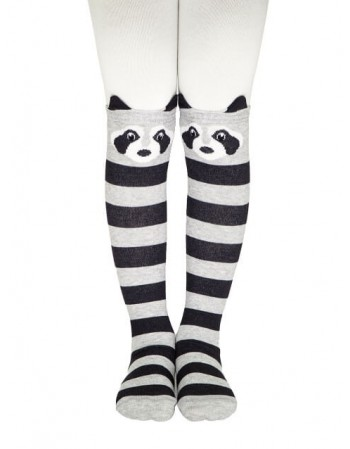 "Tights for children ""Little Raccoon"""