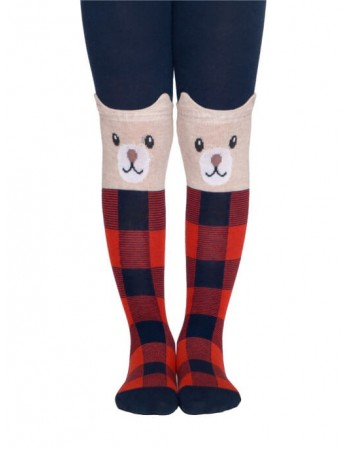 "Tights for children ""Teddy Bear"""