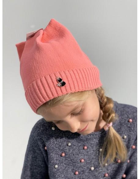 """Vaikiška kepurė """"Black Kitty"""""""