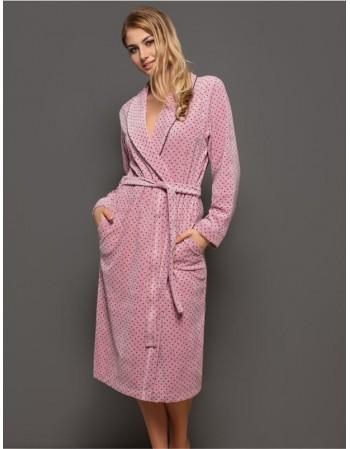 "Chalatas ""Pink Elegance"""