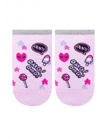 "Children's socks ""Omg"""