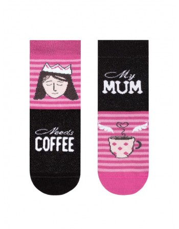 "Children's socks ""Pretty Tootsies 337"""