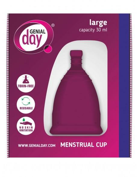 Menstruacinė taurelė large