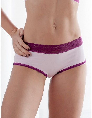 "Women's Panties Classic ""Lace hipster Rose"""
