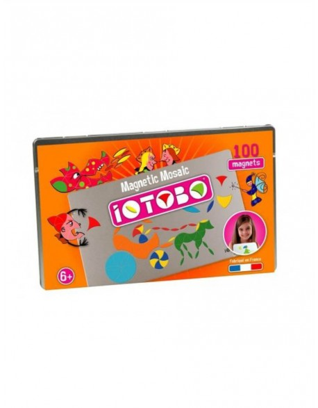 Kelioninis rinkinys mozaika IOTOBO 6+