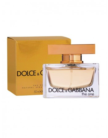 "Smaržas viņai DOLCE & GABBANA ""The One"" EDP 50 Ml"