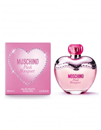 Kvepalai Jai MOSCHINO Pink Bouguet EDT 100 ml
