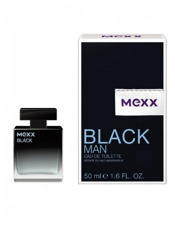 "Perfume for Him MEXX ""Black"" EDT 50 Ml"