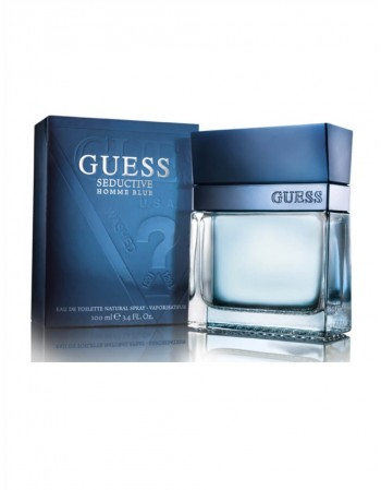 "Perfume for Him GUESS ""Seductive Blue"" EDT 100 Ml"