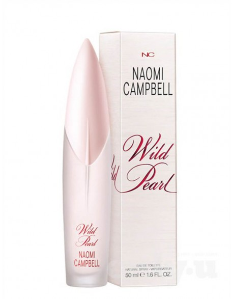 NAOMI CAMPBELL Wild Pearl EDT 50 ml