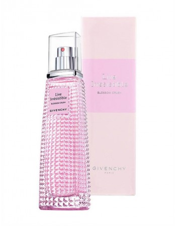 "Парфюм для нее GIVENCHY ""Live Irrestible Blossom Crush"" EDT 50 Ml"