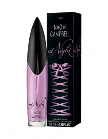 Kvepalai Jai NAOMI CAMPBELL At Night EDT 50 ml