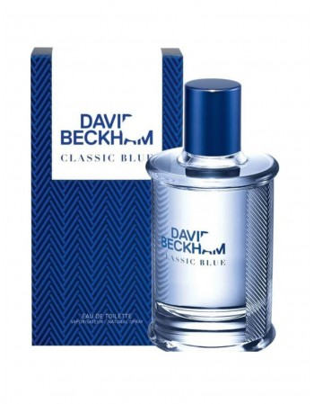 Kvepalai Jam DAVID BECKHAM Classic Blue EDT 60 ml