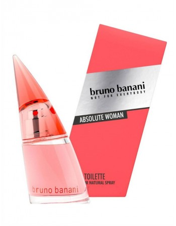 Kvepalai Jai BRUNO BANANI Absolute Woman EDT 40 ml