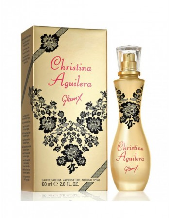 "Perfume For her CHRISTINA AGUILERA ""Glam X"" EDP 60 Ml"