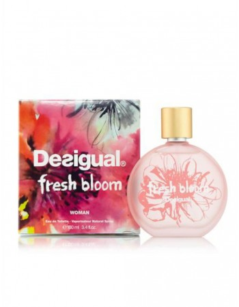 "Kvepalai Jai DESIGUAL ""Fresh Bloom"" EDT 100 Ml"