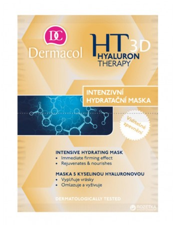"Veido Kaukė ""Dermacol"" Hyaluron therapy"