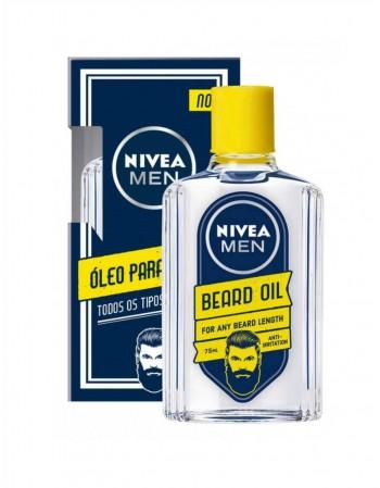 Vyriškas Aliejus NIVEA Beard Oil 75 ml