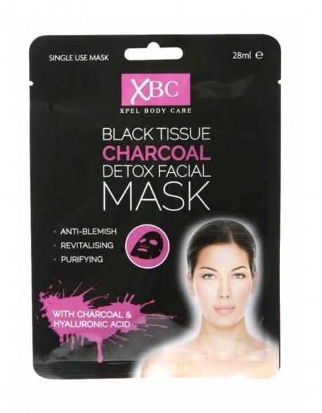 """Veido kaukė """"XBC"""" Detox 28 ml"""